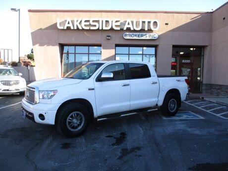 2013 Toyota Tundra Limited 5.7L FFV CrewMax 4WD Colorado Springs CO