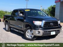 2013 Toyota Tundra SR5 CrewMax 5.7L V8 6-Spd AT South Burlington VT