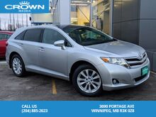 2013_Toyota_Venza_AWD *Locally Owned/Low Kilometre's/Leather seats*_ Winnipeg MB
