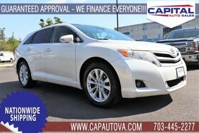 2013_Toyota_Venza_LE_ Chantilly VA