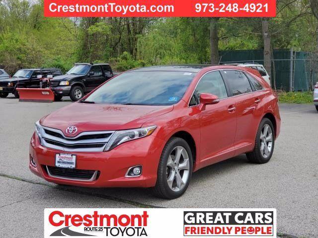 2013 Toyota Venza Limited Pompton Plains NJ