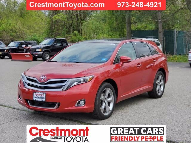 2013 Toyota Venza Limited Pompton Plains NJ