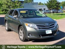 2013 Toyota Venza XLE South Burlington VT