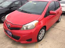 2013_Toyota_Yaris_SE 5-Door MT_ Austin TX