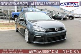 2013_VOLKSWAGEN_GOLF R_w/Sunroof & Navi_ Chantilly VA