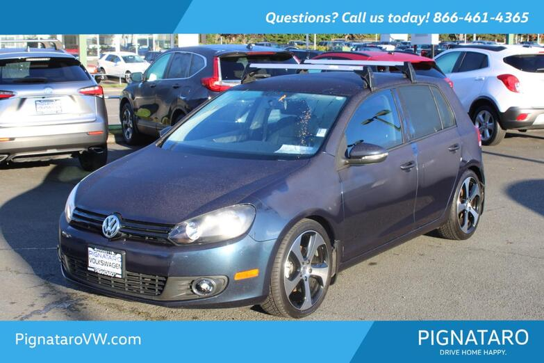 2013 VOLKSWAGEN GOLF TDI Everett WA