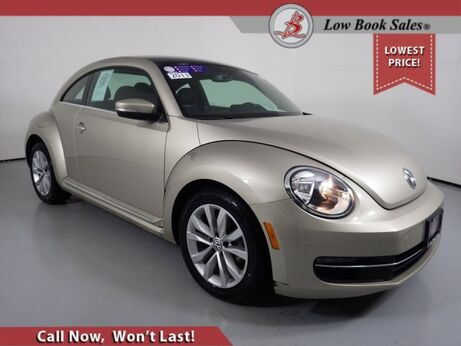 2013_Volkswagen_BEETLE COUPE_2.0L TDI w/Sun_ Salt Lake City UT