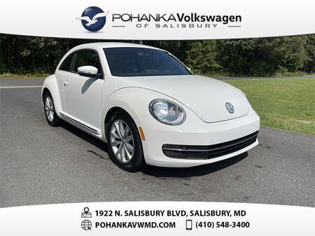 2013_Volkswagen_Beetle_2.0 TDI ** DIESEL ** SAVE ON FUEL **_ Salisbury MD