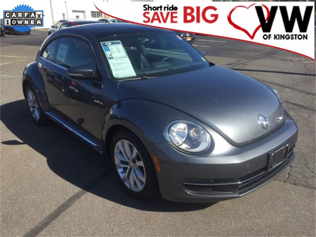 2013_Volkswagen_Beetle_2.0 TDI_ Kingston NY