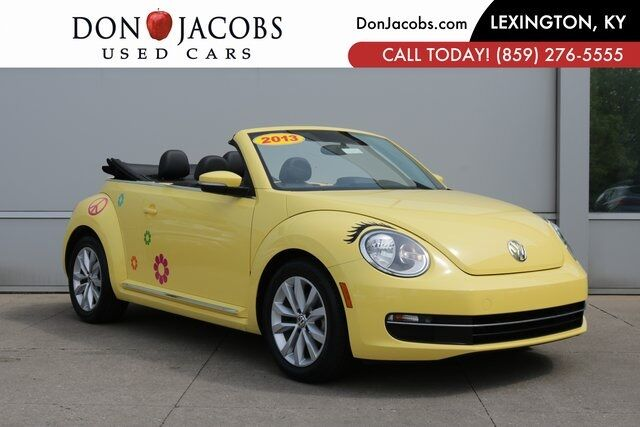2013 Volkswagen Beetle 2.0 TDI Lexington KY
