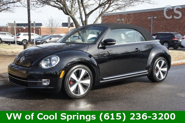 2013 Volkswagen Beetle 2.0 TSi Franklin TN