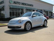 2013_Volkswagen_Beetle_2.0T TDI, DIESEL 2.0L 4CYL AUTOMATIC TURBO, LEATHER SEATS, SAT RADIO, HID HEADLIGHTS_ Plano TX