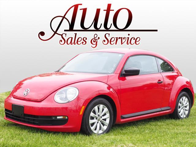2013 Volkswagen Beetle 2.5L Entry PZEV Indianapolis IN