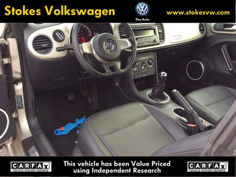 2013 Volkswagen Beetle 2.5L North Charleston SC