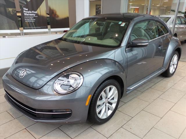 2013 Volkswagen Beetle 2DR MAN 2.0L TDI W/SOUND AND NAV Brookfield WI