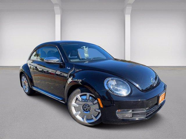 2013 Volkswagen Beetle 2dr Man 2.5L Fender Edition PZEV Westborough MA