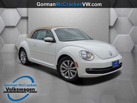 2013_Volkswagen_Beetle Convertible_2.0L TDI_ Longview TX