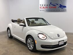 2013_Volkswagen_Beetle Convertible_2.0L TDI NAVIGATION LEATHER HEATED SEATS KEYLESS ACCESS WITH KEYLESS START_ Addison TX