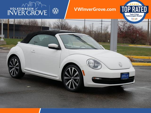 2013 Volkswagen Beetle Convertible 2.5L Inver Grove Heights MN