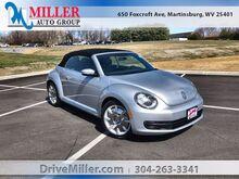 2013_Volkswagen_Beetle Convertible_2.5L_ Martinsburg