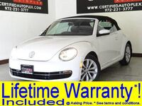 Volkswagen Beetle Convertible CONVERTIBLE TDI NAVIGATION HEATED LEATHER SEATS BLUETOOTH KEYLESS GO FENDER 2013
