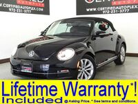 Volkswagen Beetle Convertible TDI CONVERTIBLE NAVIGATION HEATED LEATHER SEATS HEATED MIRRORS BLUETOOTH 2013