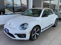 Volkswagen Beetle Convertible Turbo PZEV 2013