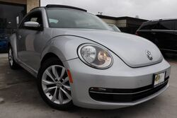 Volkswagen Beetle Coupe 2.0L TDI FENDER EDITION LOW MILES 1 OWNER CLEAN CARFAX 2013