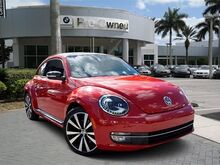 2013_Volkswagen_Beetle Coupe_2.0T Turbo w/Sun/Sound_ Pompano Beach FL