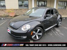 2013_Volkswagen_Beetle Coupe_2.0T Turbo w/Sunroof & Sound_ Fredricksburg VA