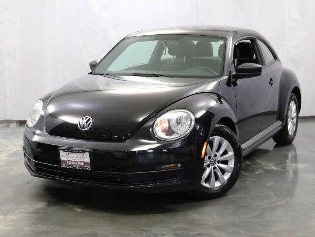 2013 Volkswagen Beetle Coupe 2.5L Addison IL