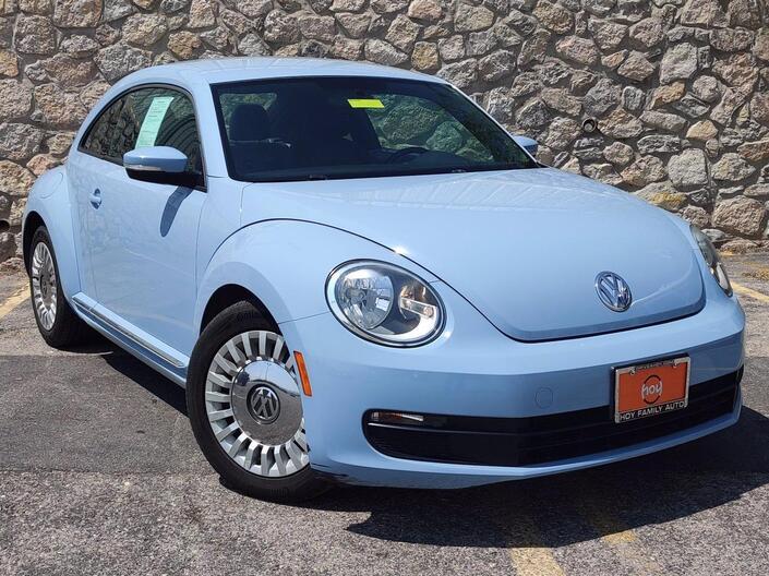 2013 Volkswagen Beetle Coupe 2.5L El Paso TX