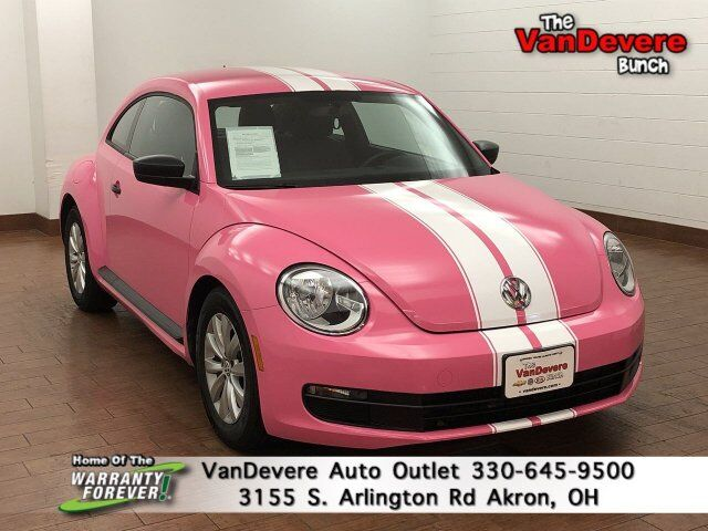 2013 Volkswagen Beetle Coupe 2.5L Entry Akron OH