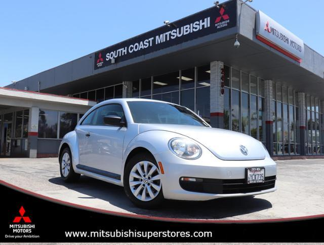 2013 Volkswagen Beetle Coupe 2.5L Entry Costa Mesa CA