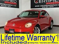Volkswagen Beetle Coupe TDI HEATED LEATHER SEATS BLUETOOTH KEYLESS ENTRY PUSH BUTTON START CRUISE C 2013