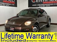 Volkswagen Beetle Coupe TDI PANORAMIC ROOF HEATED LEATHER SEATS BLUETOOTH KEYLESS ENTRY PUSH BUTTON 2013