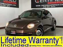 2013_Volkswagen_Beetle Coupe_TDI PANORAMIC ROOF HEATED LEATHER SEATS BLUETOOTH KEYLESS ENTRY PUSH BUTTON_ Carrollton TX
