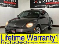 Volkswagen Beetle Coupe TDI SUNROOF HEATED LEATHER SEATS BLUETOOTH KEYLESS ENTRY PUSH BUTTON START 2013