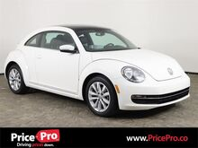 2013_Volkswagen_Beetle Coupe_TDI w/Navigation/Sunroof_ Maumee OH