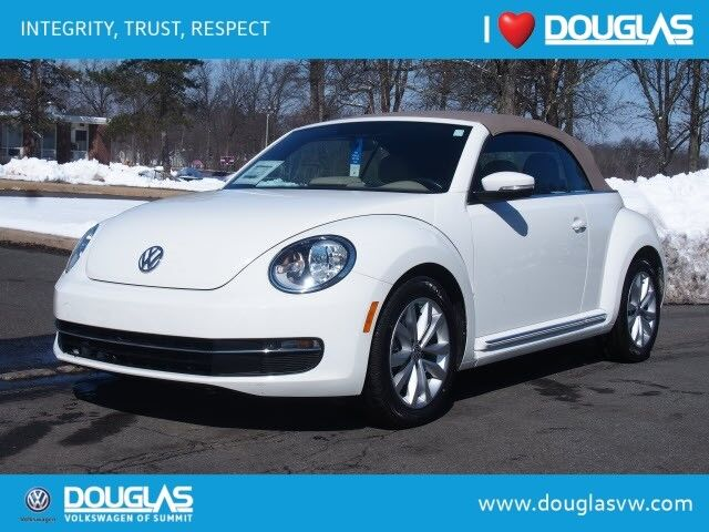 2013 Volkswagen Beetle TDI Summit NJ