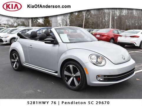 2013_Volkswagen_Beetle_Turbo PZEV_ Greenville SC