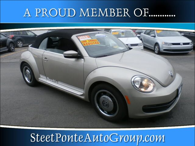 2013 Volkswagen Beetle Turbo PZEV Yorkville NY