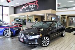 2013_Volkswagen_CC_VR6 Executive 4Motion_ Cuyahoga Falls OH
