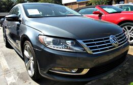 Volkswagen CC w/ NAVIGATION & LEATHER SEATS 2013