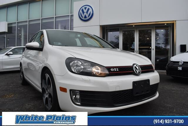 2013 Volkswagen GTI Base White Plains NY