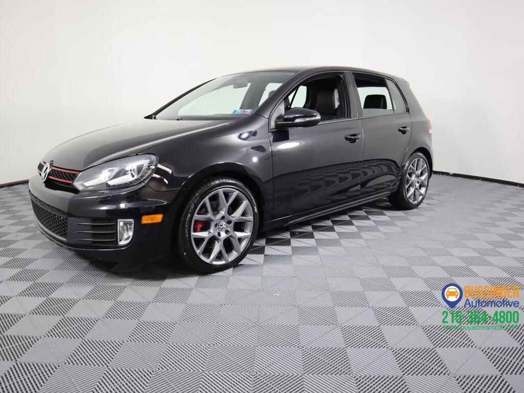 2013 Volkswagen GTI Driver's Edition Feasterville PA