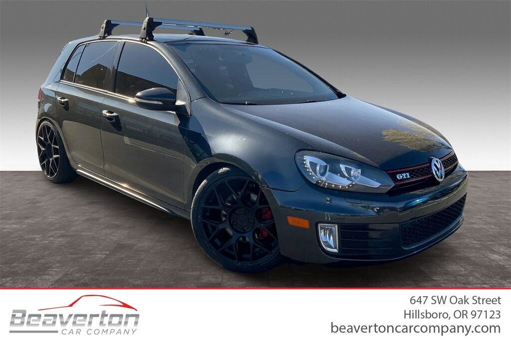 2013 Volkswagen GTI Driver's Edition OR