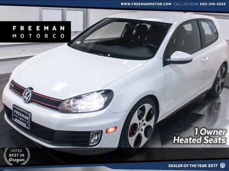 2013_Volkswagen_GTI_Heated Seats 1 Owner Locally Owned_ Portland OR