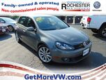2013 Volkswagen Golf 2.0L TDI 4-Door w/ Tech
