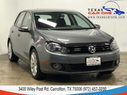 2013_Volkswagen_Golf_2.0L TDI AUTOMATIC HEATED SEATS BLUETOOTH PADDLE SHIFTERS CRUISE_ Carrollton TX